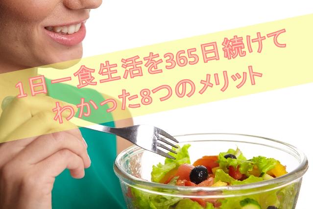 ダイエット 1 食 日 一