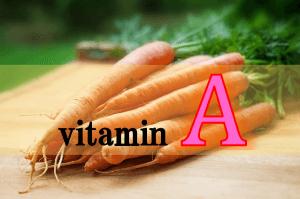 ビタミンAの生理作用・食事摂取基準・多く含む食品などを簡単にまとめてみた!